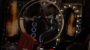 Cyborg, I.A, Robot,Female, 3D Art, Digital Art, Future, SciFi