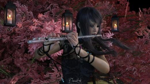 Spring Song By Davian Art