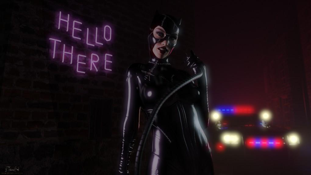 CatwomanByDavianArt