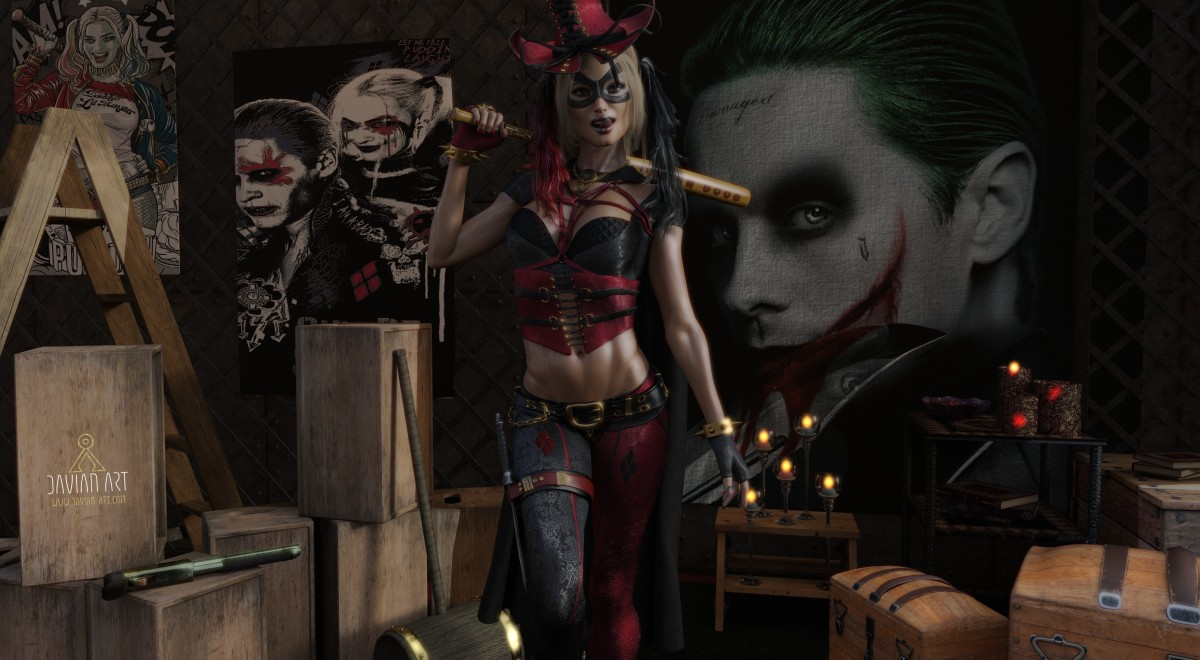 Suicide Squad, BIRDS OF PREY (AND THE FANTABULOUS EMANCIPATION OF ONE HARLEY QUINN), DC Comics, Batman,